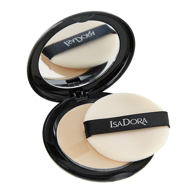 Пудра компактная velvet touch (тон 11) isadora база под макияж isadora strobing fluid highlighter 81