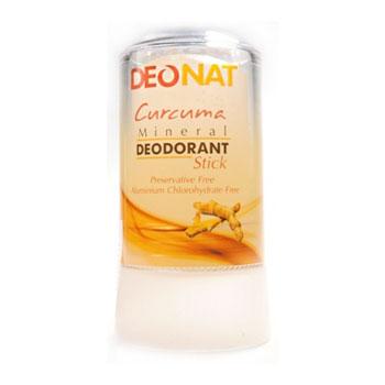 Дезодорант кристалл свежести deonat с куркумой DN212