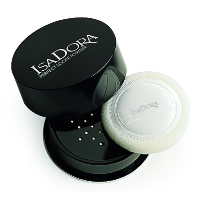Пудра рассыпчатая perfect loose (тон 03) isadora от DeoShop.ru