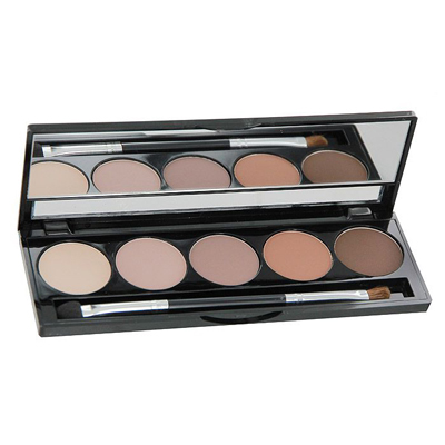Тени для век eye shadow palette (тон 50) isadora