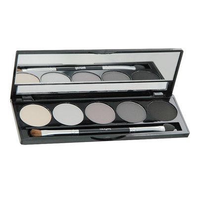 Тени для век eye shadow palette (тон 56) isadora