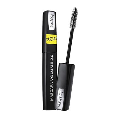 Тушь для ресниц mascara volume 2.0 (тон 01) isadora