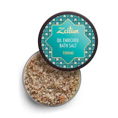 Арома-соль для ванны для подтяжки кожи с гидрофильным маслом зейтун арома соль для ванны тонизирующая с гидрофильным маслом зейтун