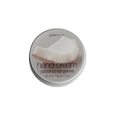 Крем для рук кокос-мандарин greenland