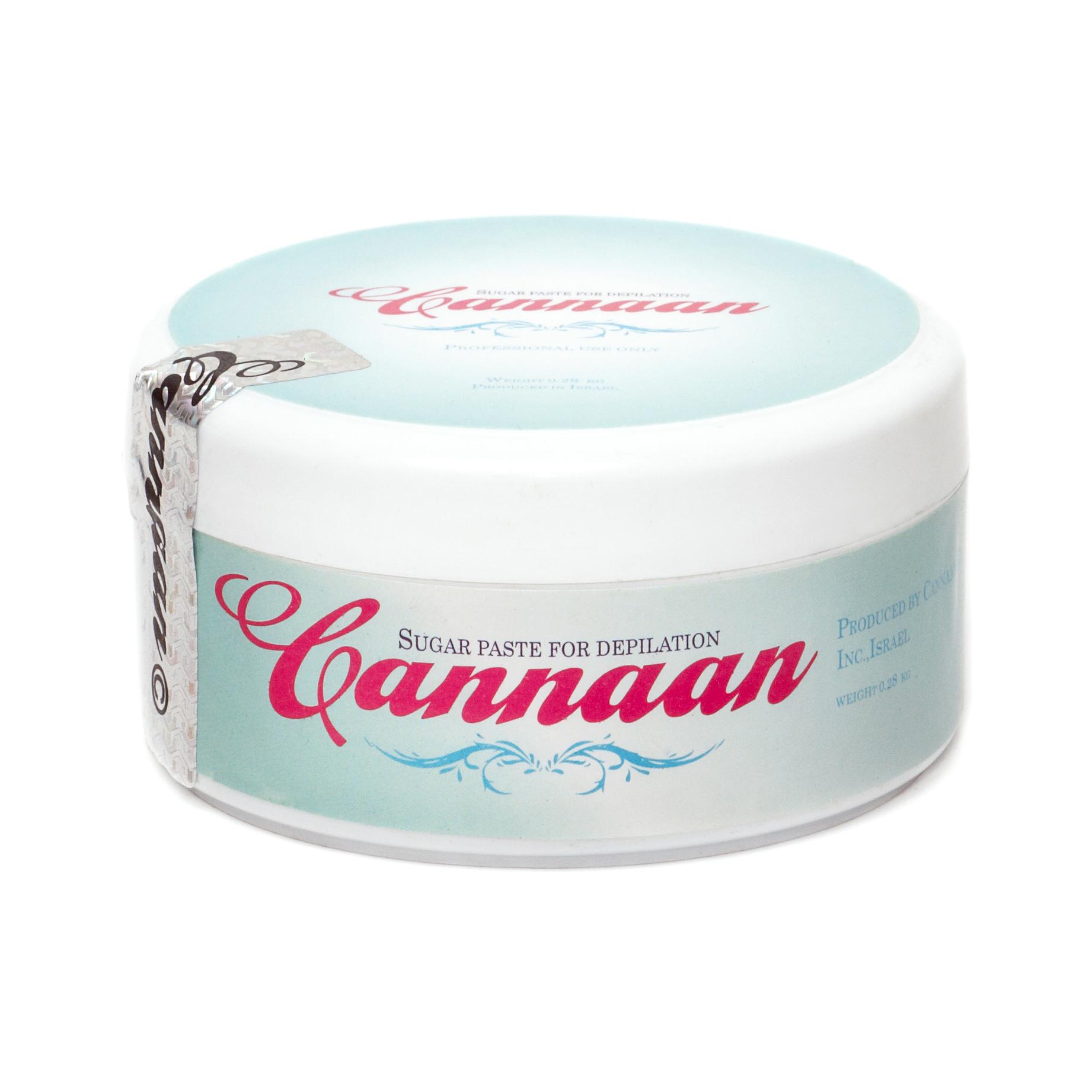 Паста для шугаринга (мягкая) 280 гр cannaan (Cannaan)