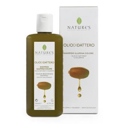 Oliodidattero шампунь для окрашенных волос nature's 60210904