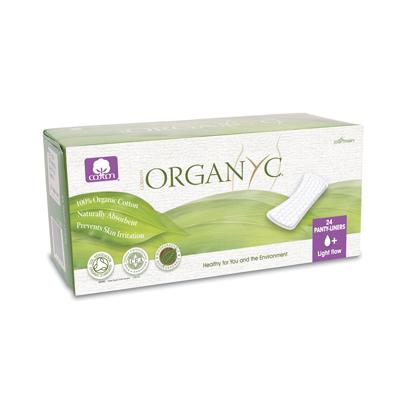 Прокладки на каждый день 1+ капля organyc (Organyc)