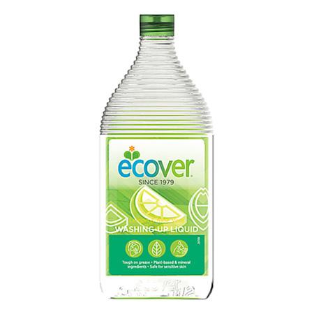 Экологическая жидкость (для мытья посуды) с лимоном и алоэ-вера ecover (950 мл) ecover экологическая жидкость для мытья посуды с лимоном и алоэ верой