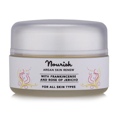 Восстанавливающий крем для лица с маслом арганы nourish (NOURISH)