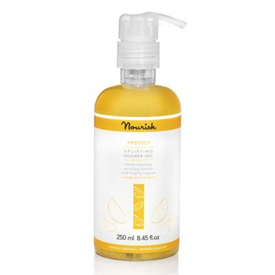 Увлажняющий гель для душа для сухой кожи nourish (NOURISH)