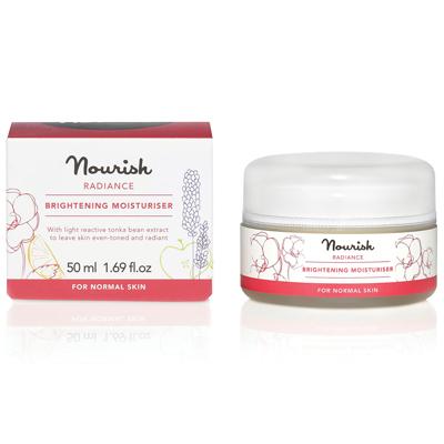 Осветляющий крем для нормальной и зрелой кожи лица nourish (NOURISH)