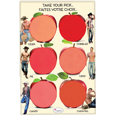 ������� ������� ��� ��� � ���� how 'bout them apples the balm (The Balm)
