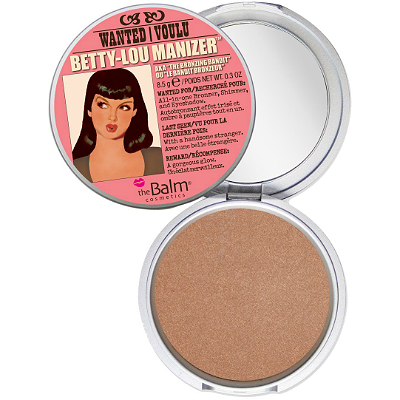 Хайлайтер betty-lou manizer the balm (The Balm)