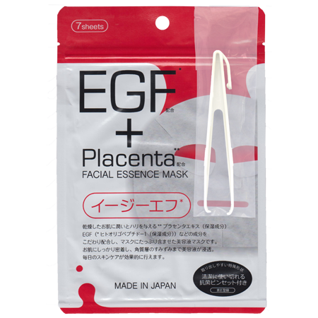 ����� egf + placenta facial essence mask japan gals (Japan Gals)