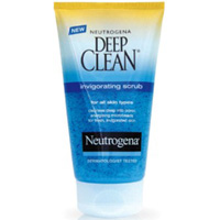 Бодрящий скраб Visibly Clear Neutrogena