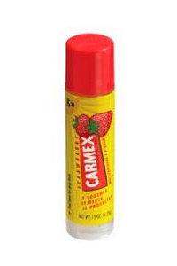 Бальзам для губ клубничный (в стике) carmex (Carmex)
