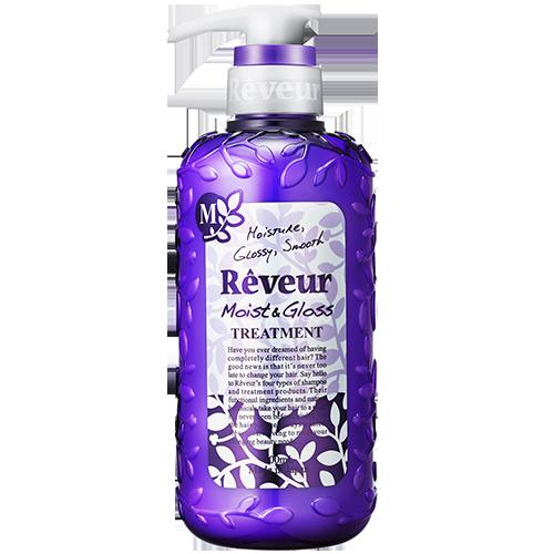 Кондиционер увлажнение и блеск moist&gloss reveur (Reveur)