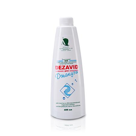 Дезинфицирующее средство для джакузи дезавид средство для чистки и профилактики систем джакузи bagi джакузи 1л