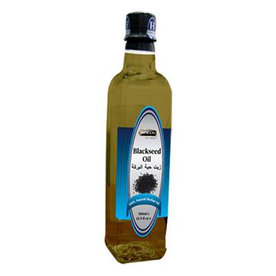 Масло черного тмина 500 мл хемани