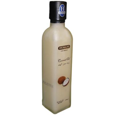 Масло кокоса 250 мл хемани масло мяты 40 мл хемани