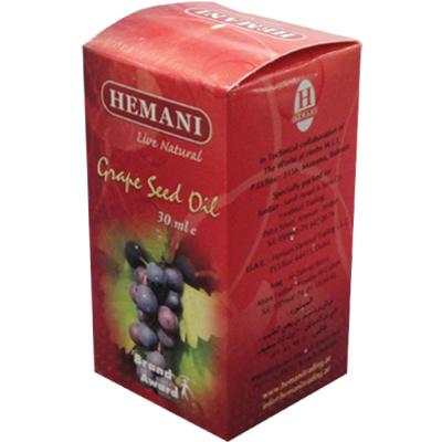 Масло виноградной косточки 30 мл хемани от DeoShop.ru