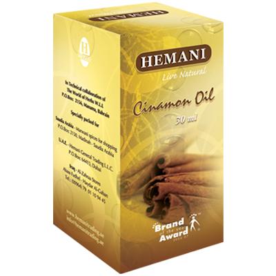 Масло корицы 30 мл хемани масло мяты 40 мл хемани