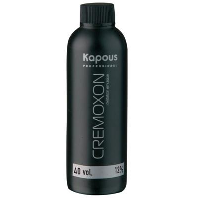 Кремообразная окислительная эмульсия cremoxon 12% kapous professional (Kapous Professional)