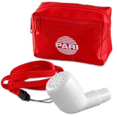 Дыхательный тренажер pari o-pep индивидуальный дыхательный аппарат подводника купить