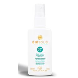 Жидкость для экстремальной защиты лица spf50+ biosolis
