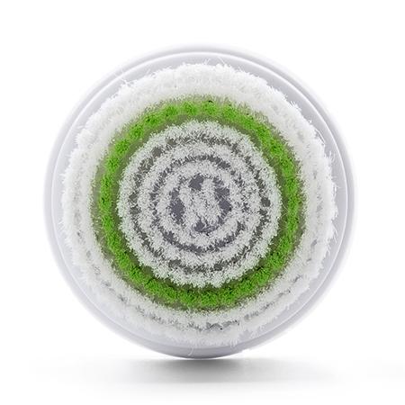 Сменная щетка-насадка для очищения чувствительной кожи clariskin almea almea аппарат clariskin original
