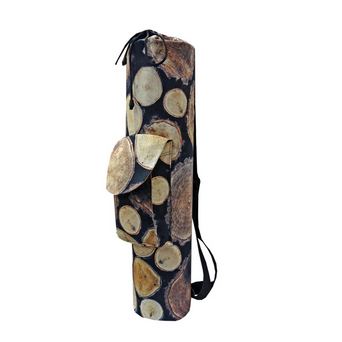 Чехол для йога-коврика wood 70 см yoga (Yoga)