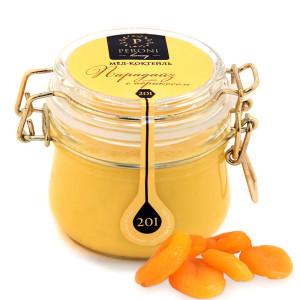 Мёд-коктейль парадайз с абрикосом №201 250 мл peroni honey