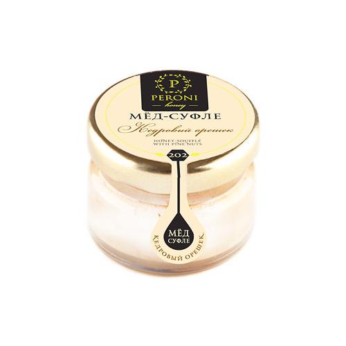 Мёд-суфле с кедровыми орешками №202 30 мл peroni honey