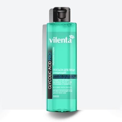 Лосьон для лица очищающий vilenta подарочный набор косметических масок для лица фруктовая серия vilenta