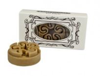 Массажная плитка «chocolatier» клеона черная плитка для ванной купить