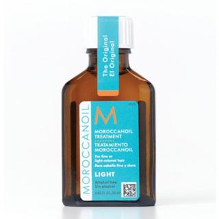 Восстанавливающее масло для тонких и светлых волос, 25 мл moroccanoil (Moroccanoil)