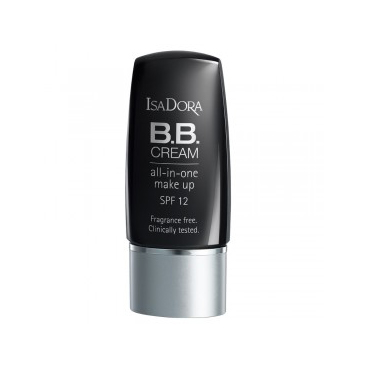 Вв-крем b.b cream 01 all-in-one make-up spf 12 isadora
