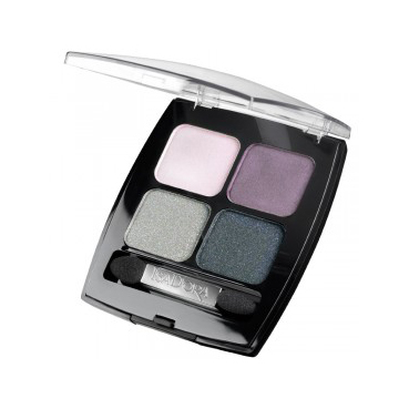 Тени для век eye shadow quartet 37 isadora тени для век isadora eye shadow quartet 03 цвет 03 urban green variant hex name a19388