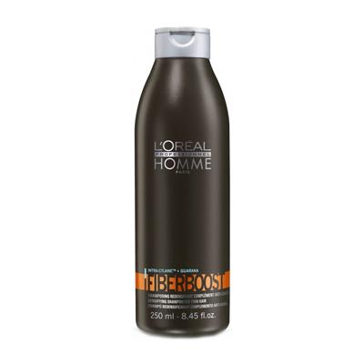 Уплотняющий шампунь для волос homme fiberboost l'oreal (L'Oreal Professional)