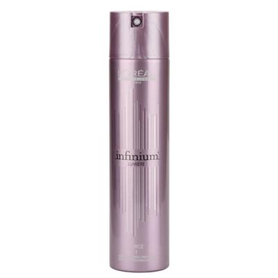 Лак для волос эластичной фиксации infinium lumiere 300 мл l'oreal (L'Oreal Professional)