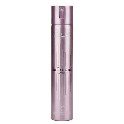 Лак для волос средней фиксации infinium lumiere 500 мл l'oreal (L'Oreal Professional)