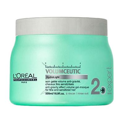 Гель-маска для придания объёма тонким волосам volumceutic l'oreal (L'Oreal Professional)