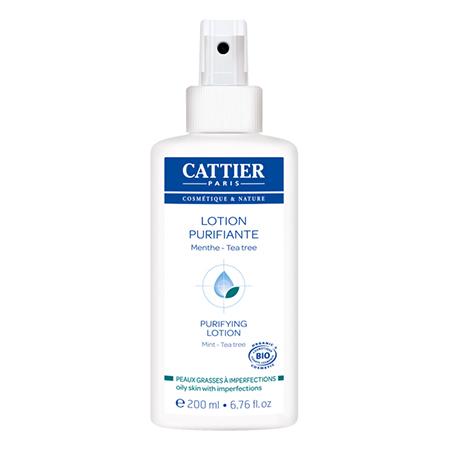 Успокаивающий тоник для проблемной кожи cattier гель крем увлажняющий для проблемной кожи cattier