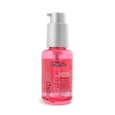 Гель-флюид для придания блеска окрашенным волосам lumino contrast l'oreal (L'Oreal Professional)