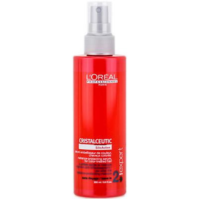Сыворотка для ухода и защиты цвета окрашенных волос cristalceutic l'oreal (L'Oreal Professional)