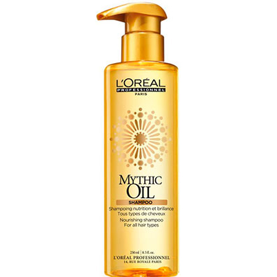Питательный шампунь для всех типов волос mythic oil l'oreal (L'Oreal Professional)