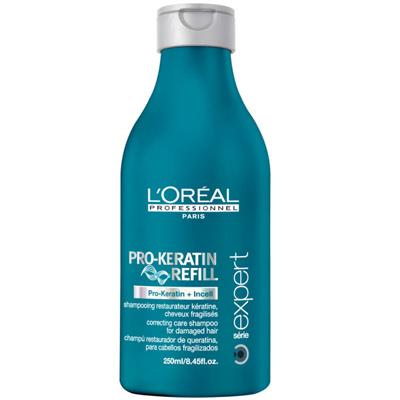 ������� ��� ������������ � ������ ����� pro-keratin refill 250 �� l'oreal (L'Oreal Professional)