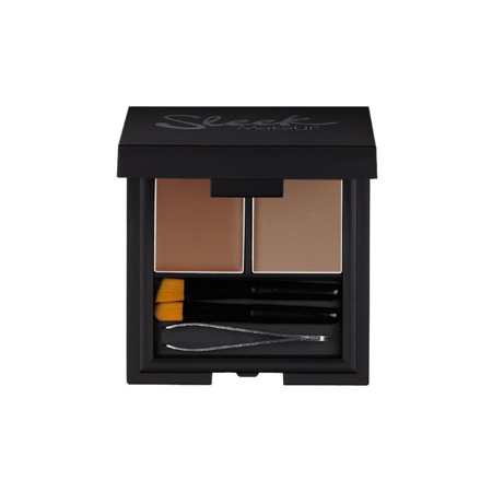 Набор для бровей brow kit light sleek makeup