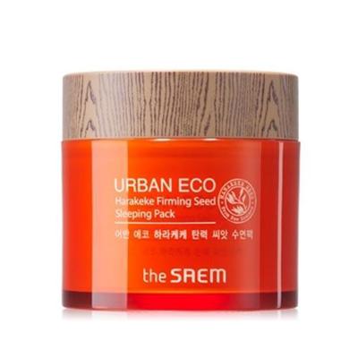 Ночная маска с экстрактом новозеландского льна urban eco the saem (The Saem)