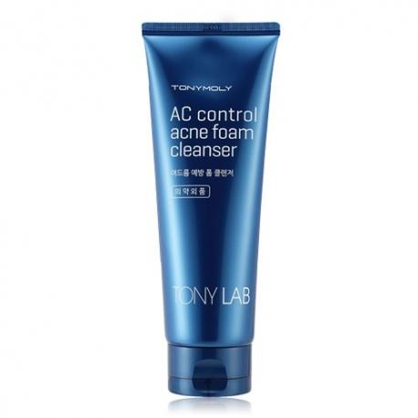 Пенка для проблемной кожи dr. tony lab ac control acne foam tony moly (Tony Moly)